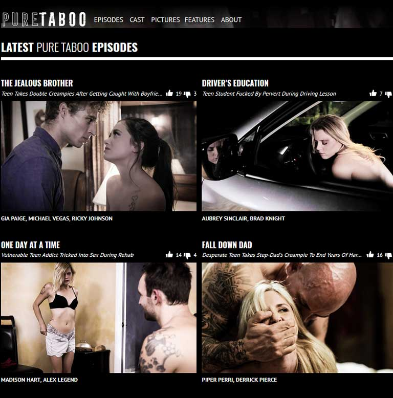 Pure Taboo Porn Discount